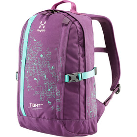 Haglöfs Tight Junior 15 Backpack Barn purple crush/crystal lake